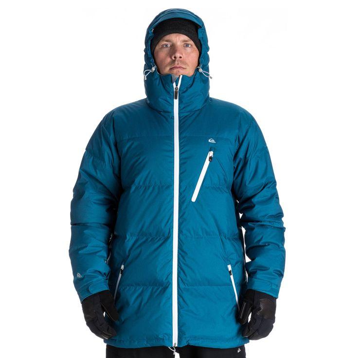 Vêtements De Ski, Snowboard Blousons Quiksilver Polar Pillow Blouson Ski Homme