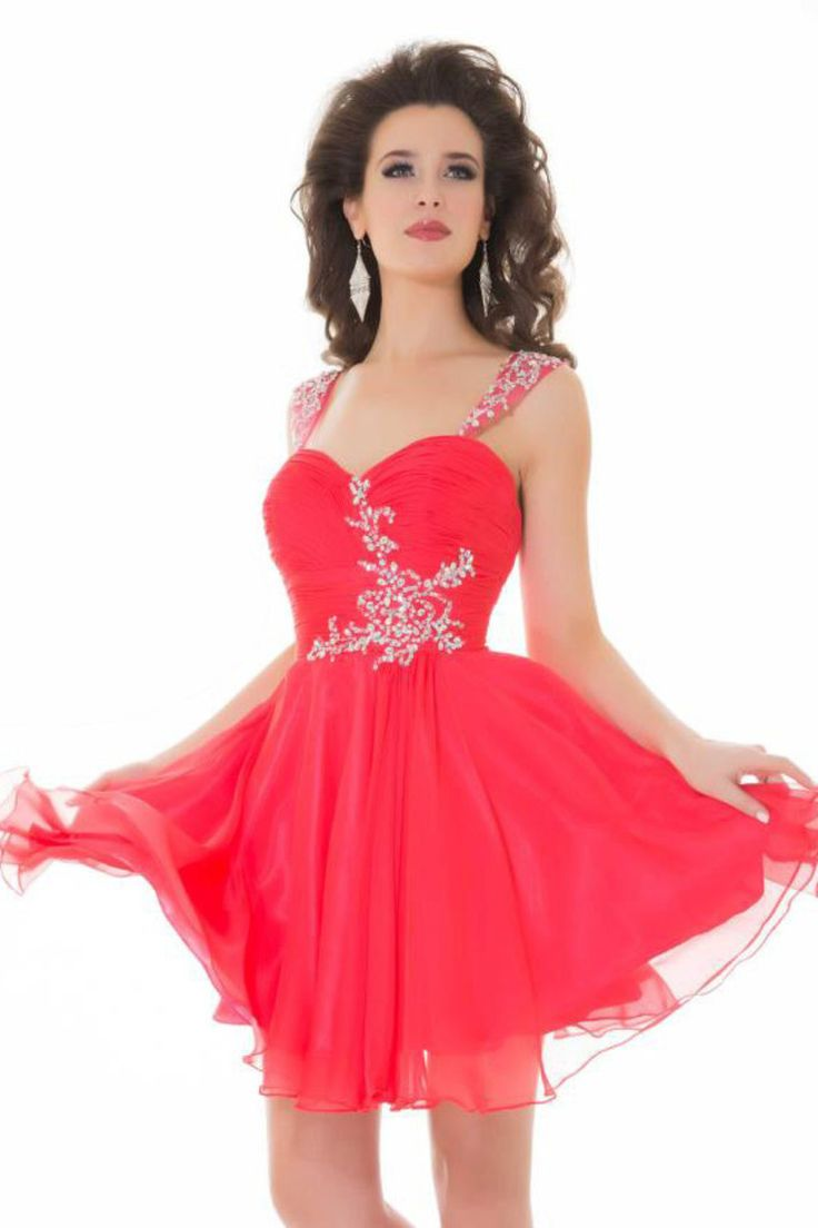 112 best images about Red dresses on Pinterest | Long prom dresses ...
