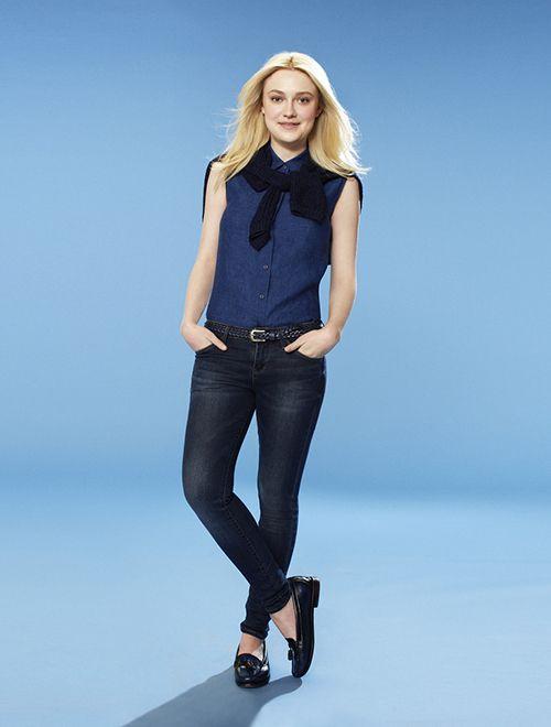 유니클로, '스프링 컬렉션' 글로벌 모델에 다코타 패닝 http://www.fashionseoul.com/?p=23449