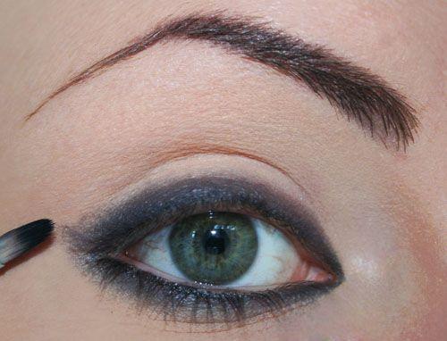 Tutorial occhi tondi prominent eyes