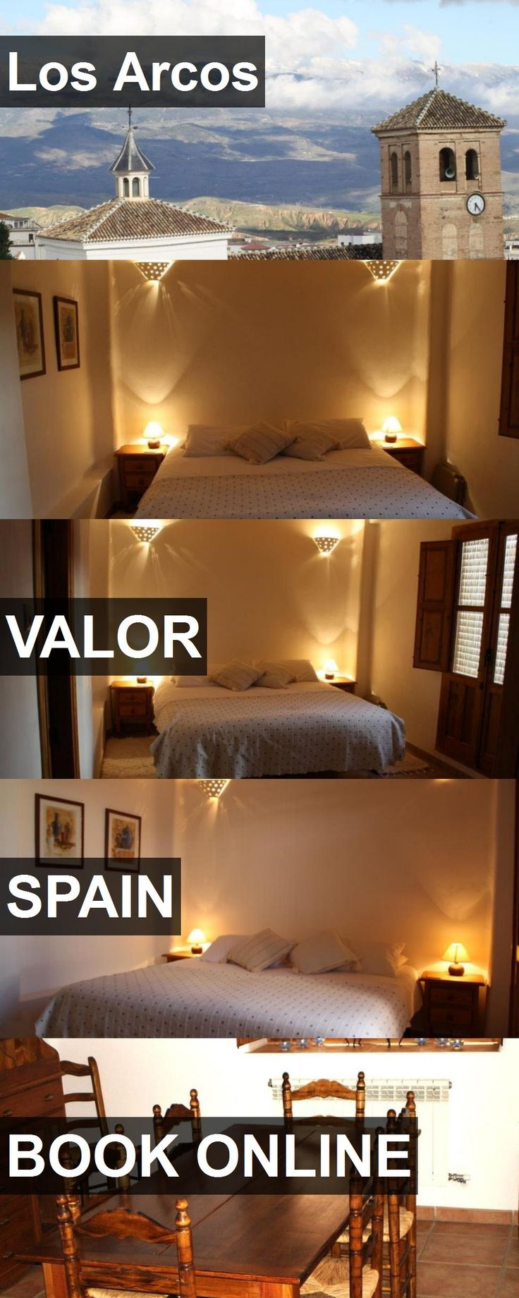 Hotel Los Arcos in Valor, Spain. For more information, photos, reviews and best prices please follow the link. #Spain #Valor #travel #vacation #hotel