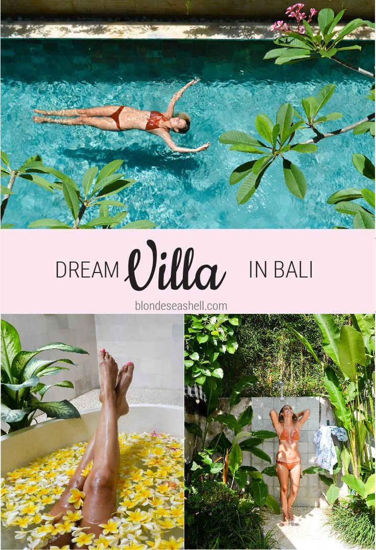 Villa Savasana is a dream villa located in Canggu Bali. Read more all about this luxury place and how you can stay there too.