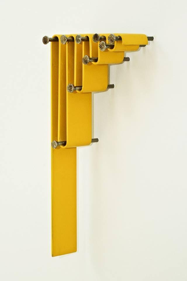 Isolante (zig zag), 2014, Marcius Galan - Exposition Brasil, Beleza?! in museum Beelden aan Zee