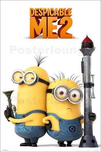- Despicable Me  - Armed Minions