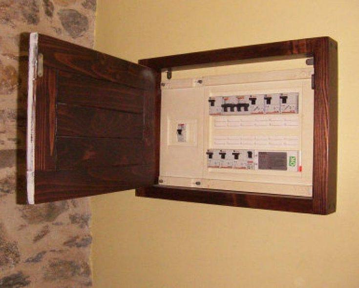 Cuadro electrico 5 900 722 tapa contador - Tapas decorativas para contadores luz ...