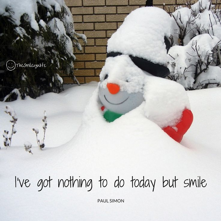 No matter what might get dumped on you - remember to smile :) #WednesdayWisdom #smile #ourlife