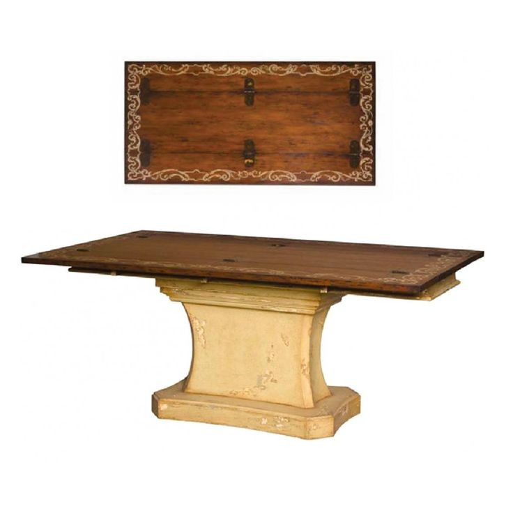Love The Antique Hinges On Table Top
