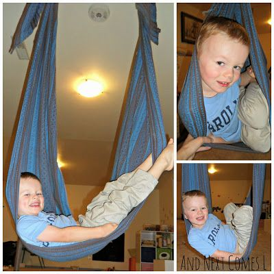 Lycra swing: includes written directions & video