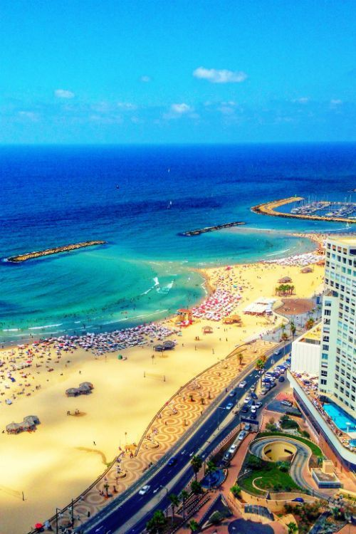 The wanderlust guide to 24 hours in TLV by http://TheCultureTrip.com. Click on the image for your full itinerary! | Tel Aviv guide