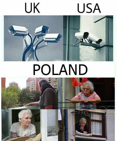 To się nazywa różnica w sposobie patrzenia...(wesoło-gorzko ;-)) Dziękujemy I Love Poland za obrazek obyczajowy :-)  radmal.com/  #window #StopaZyciowa #RozniceKulturowe #NoweTechnologie