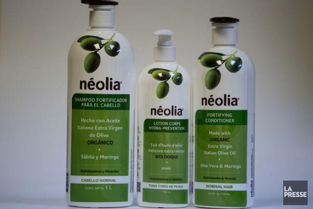 Néolia: le shampoing québécois dont raffole Costco