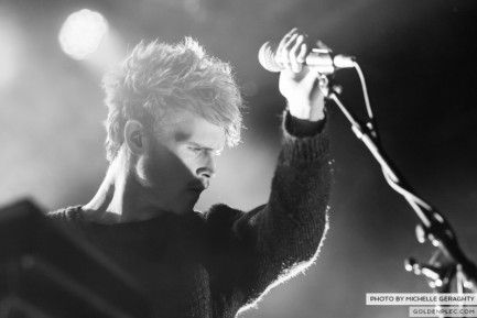 Kodaline at the Olympia 2013_7440