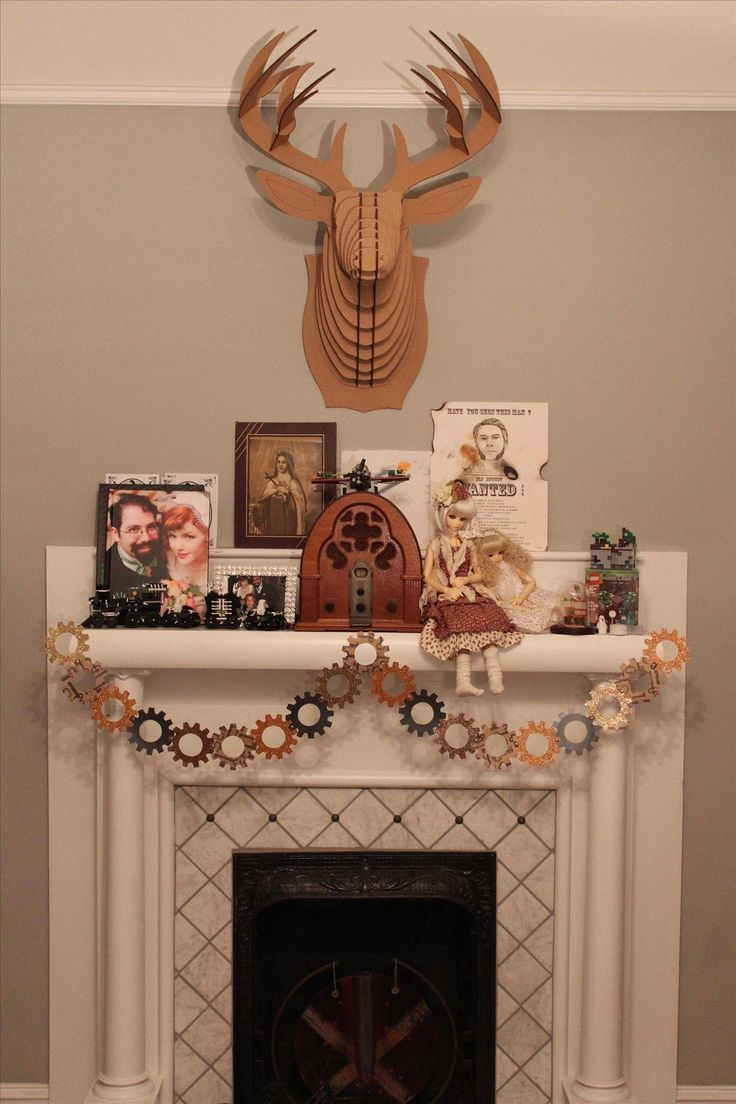 How To: Steampunk Your Halloween Decorations with These DIY Interlocking  Paper Gears