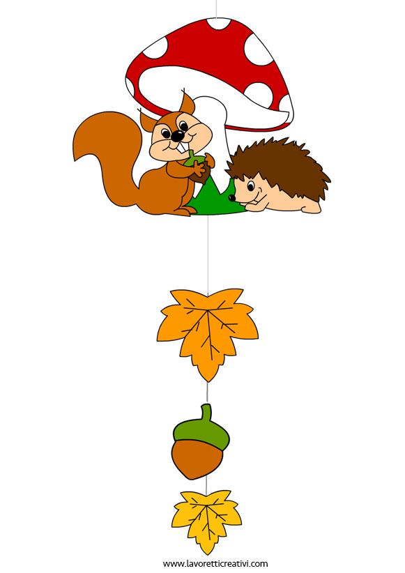 addobbi-autunno-scoiattolo