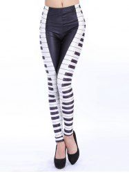 SHARE & Get it FREE | Piano keys Printed Bodycon LeggingsFor Fashion Lovers only:80,000+ Items • New Arrivals Daily • Affordable Casual to Chic for Every Occasion Join Sammydress: Get YOUR $50 NOW!