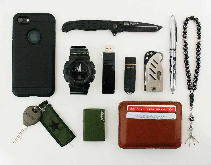 Spring - EDC  submitted by Koray  G-SHOCK watch [Casio] CASIO overseas model (G Shock) GA-100-1A1 [reimportation]  CRKT M16-10KZ  Fenix E15  Boker Plus Credit Card Knife  Zippo  JEEP WJ 4.7 V8  Apple iPhone 7  Spigen Tough Armor iPhone 7 Case with Extreme Heavy Duty Protection and Air Cushion Technology for iPhone 7 2016 - Black  Sandisk Cruzer Contour Premium 8GB USB Flash Drive  Regal
