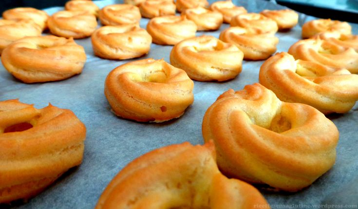 Pasta choux per bignè ricetta senza glutine