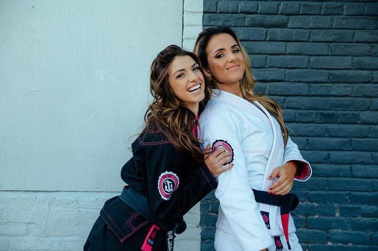 Mackenzie Dern & Angelica Galvao #BJJ #martialarts #mma