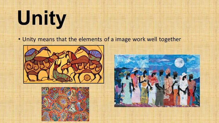 unity definition in art - Exol.gbabogados.co