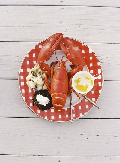 Summer Wedding Food - knowing my family - if we don't have crawfish - they might not show up.