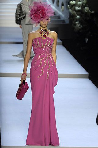 Christian Dior Fall 2007 RTW.