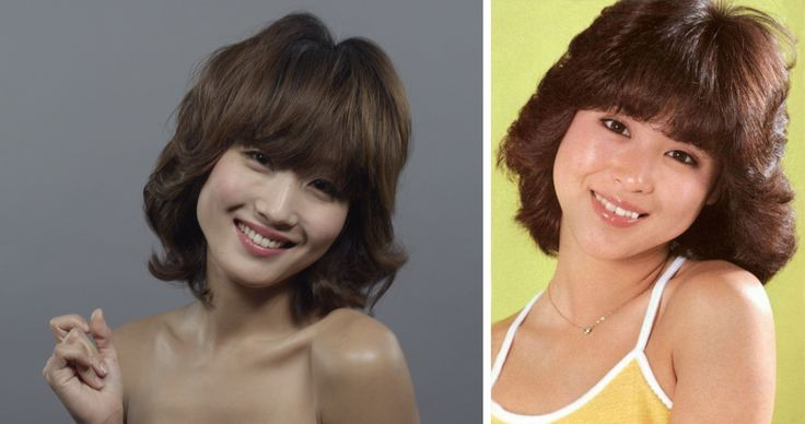100 Years of Beauty - Japan #1980s #hair #style #fashion #makeup