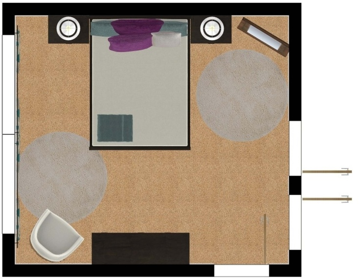 My Desired Bedroom Arrangement From Above I 39 D Also Like A