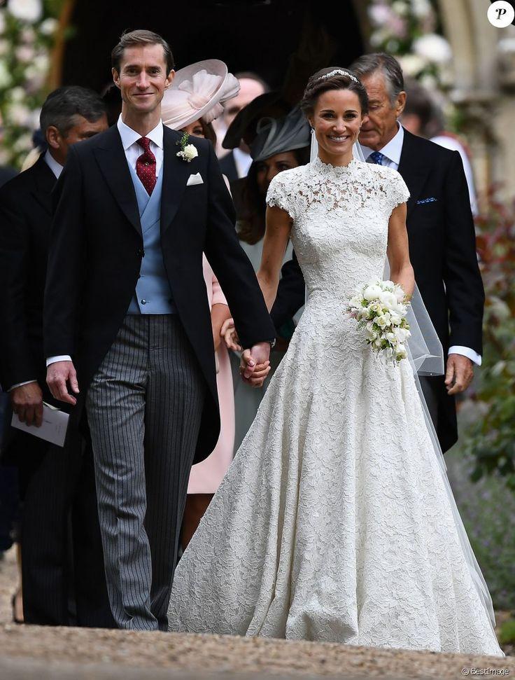 Pippa Middleton et James Matthews ont célébré leur mariage le 20 mai 2017 en l'église St Mark à Englefield dans le Berkshire, en Angleterre, puis à l'occasion d'une fête chez les Middleton, à Bucklebury. Les jeunes mariés se sont ensuite envolés pour leur lune de miel en Polynésie française.