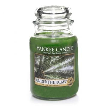 Under The Palms : Large Jar Candle : Yankee Candle // Spring '14
