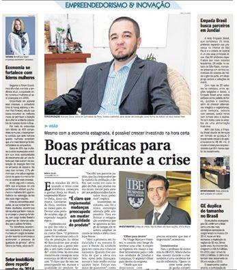 NOSSA!!! : Aproveito para agradecer ao Jornal de Jundiai, pela entrevista e pela publicação da matéria!!! | camisetasdahora