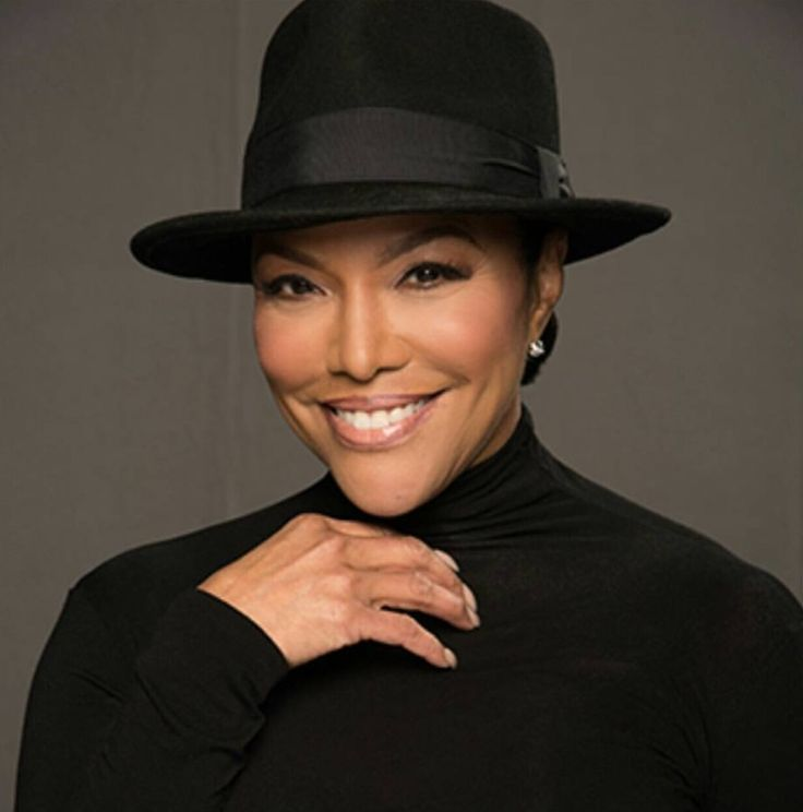 Lynn Whitfield Fedora