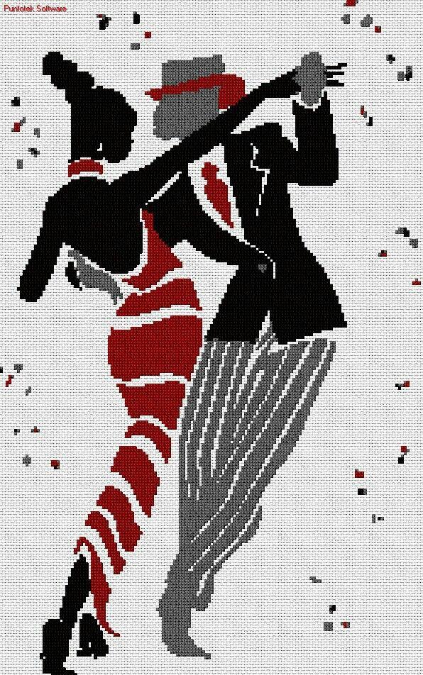 Bailarines V