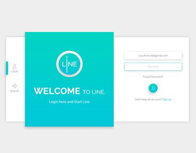 pin by yusuf c on logo login page web design inspiration login