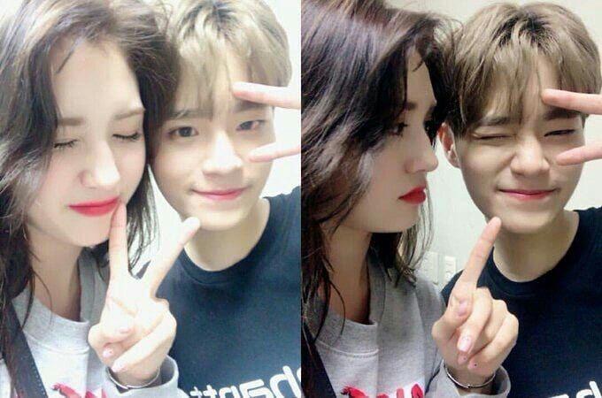 Jeon So Mi dan Lee Dae Hwi