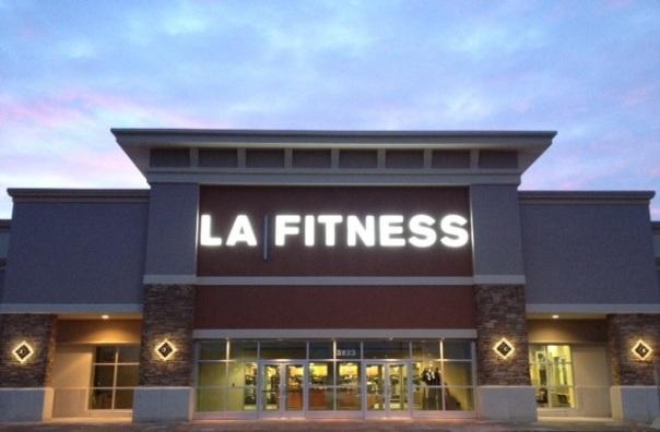 LA Fitness Pops Up in Allen Park, Lori's Weight Goes Down