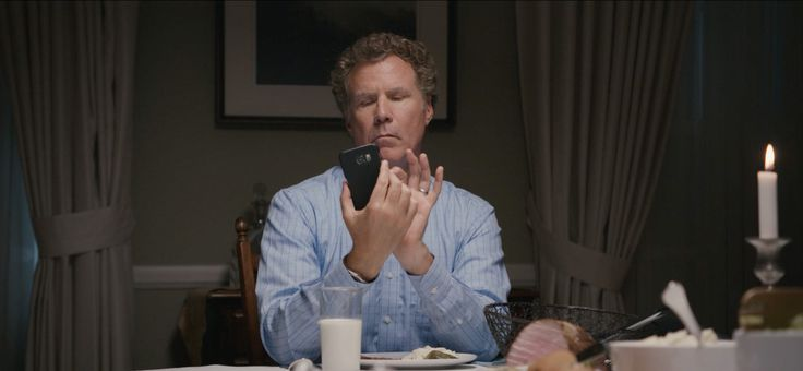 This funny and pretty dark campaign for US non-profit Common Sense stars Will Ferrell as a dad who is hopelessly addicted to his smart phone.