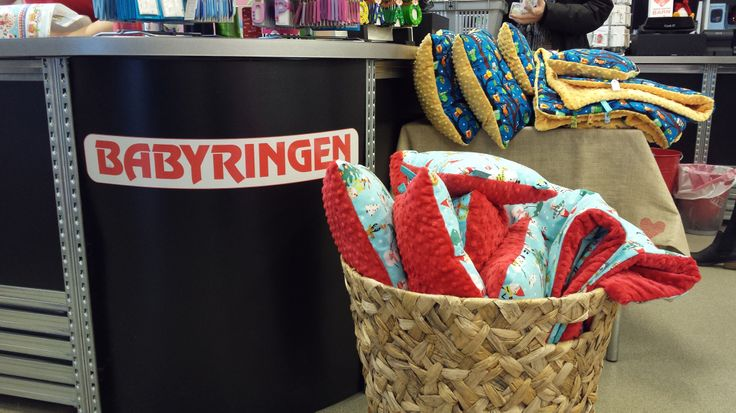 Loolyby products at Babyringen store - December 2013