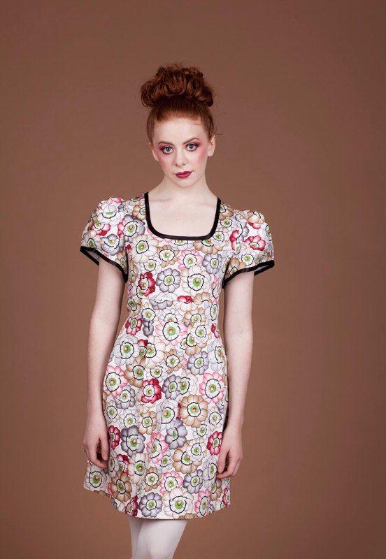 JennieLoofLookbook Matilda dress from Lovely collection 2012