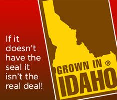 Idaho Potato Commission - Education - FAQs
