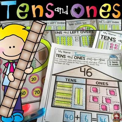TeachToTell  from  PLACE VALUE: TENS AND ONES on TeachersNotebook.com -  (109…                                                                                                                                                                                 More