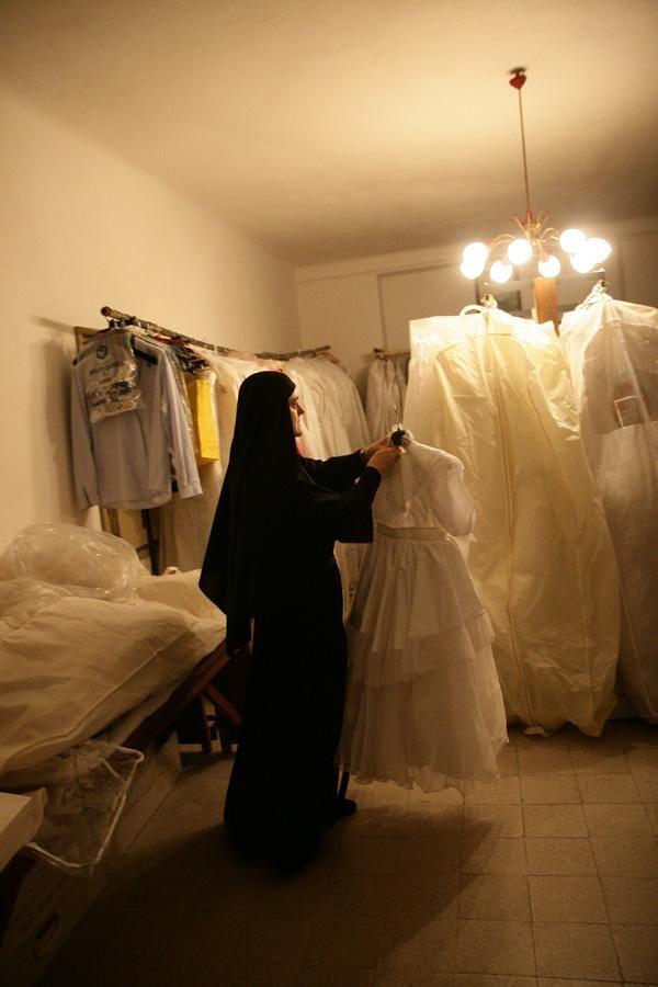 Il New York Times scopre l'italianissimo Atelier delle spose del Monastero di Santa Rita da Cascia