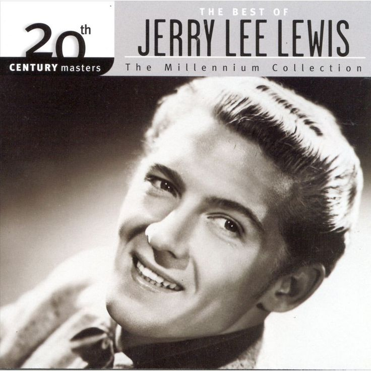 Jerry Lee Lewis - 20th Century Masters - The Millennium Collection: The Best of Jerry Lee Lewis (CD)