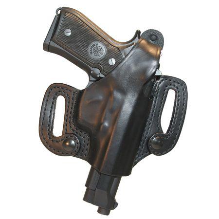 Detachable Slide Leather Concealment