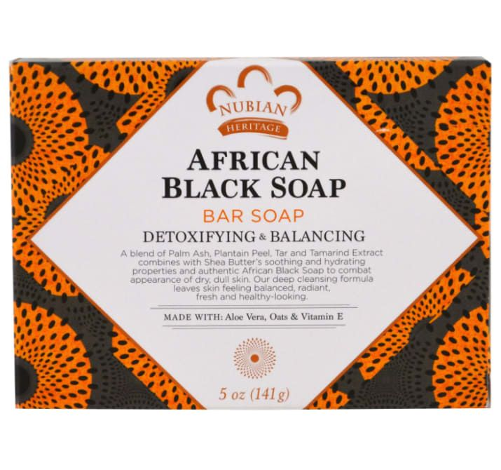 'African black soap saved my skin!! i've been struggling with hormonal acne for about two years now and following many cleansers and prescriptions, this is the best one I've found. My skin has never looked better.'– sarahh4c679689c'I swear by this stuff – I scrub it directly on my face in the shower whenever I feel a pimple coming on or my face feels especially oily. It works wonders, and I see a difference in my skin almost immediately.'– n44ba07671'AFRICAN BLACK SOAP!!!!!! It changed my…