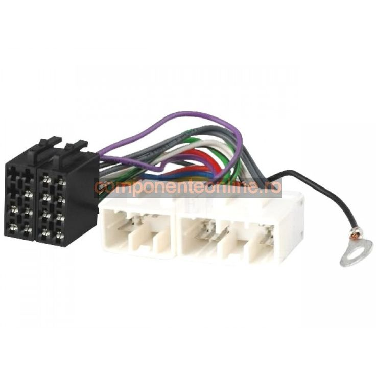 Cablu ISO Mazda, adaptor ISO Mazda, 4Car Media - 000145