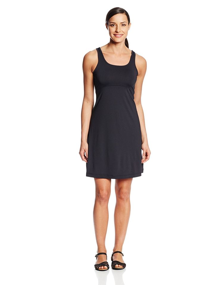 Columbia Sportswear Women's Freezer III Dress -- Discover this special product, click the image : black dress