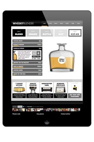 Blended With Love - Personalised Whisky