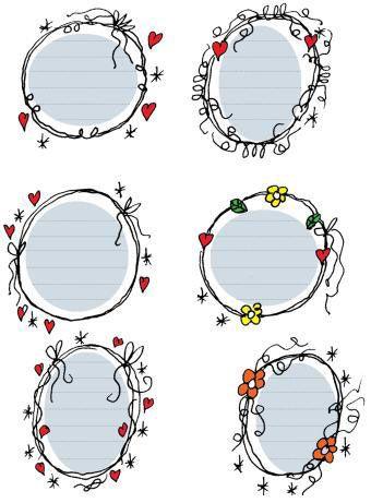 doodle frames                                                                                                                                                                                 More