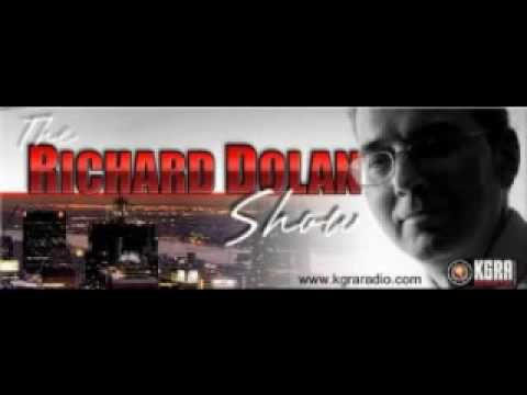 Richard Dolan 2017 -  The Allagash abductions interview - YouTube