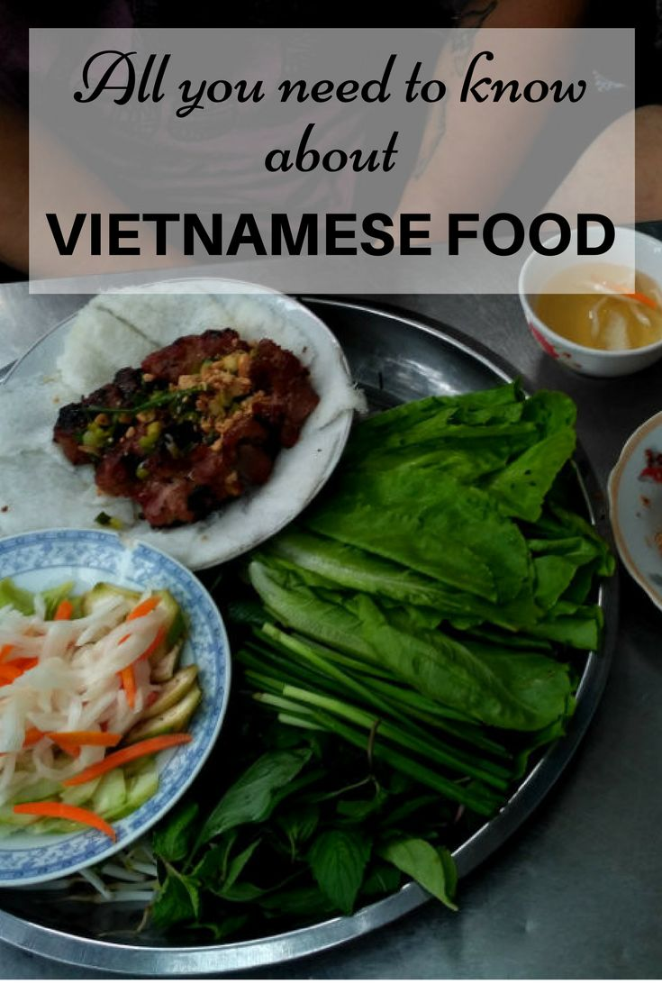 In our guide you will learn how Vietnamese food is like and how to find the best food places. Read also how to eat safely in Vietnam and what Vietnamese dishes you should definitely try! #traveltips #food #travelblog